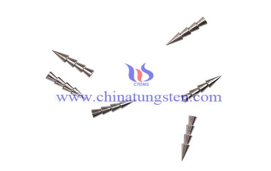 Tungsten Nail Sinkers Picture